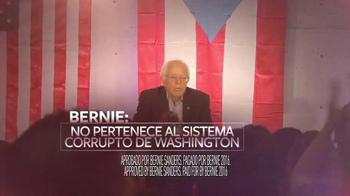 Bernie 2016 TV Spot, 'Nuestro Destino' [Spanish] - Thumbnail 10