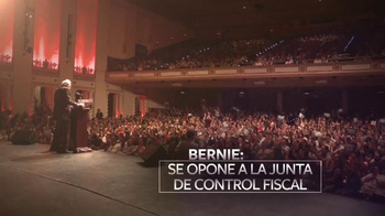 Bernie 2016 TV Spot, 'Nuestro Destino' [Spanish] - Thumbnail 3