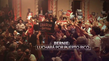 Bernie 2016 TV Spot, 'Nuestro Destino' [Spanish] - Thumbnail 8