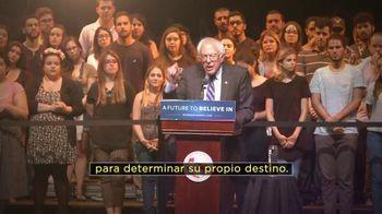 Bernie 2016 TV Spot, 'Nuestro Destino' [Spanish]