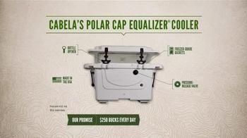 Cabela's Polar Cap Equalizer Cooler TV Spot, 'Every Day Value' - Thumbnail 7