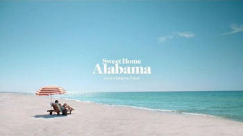 Alabama Tourism Department TV Spot, 'Take It All in: Beach' - Thumbnail 10