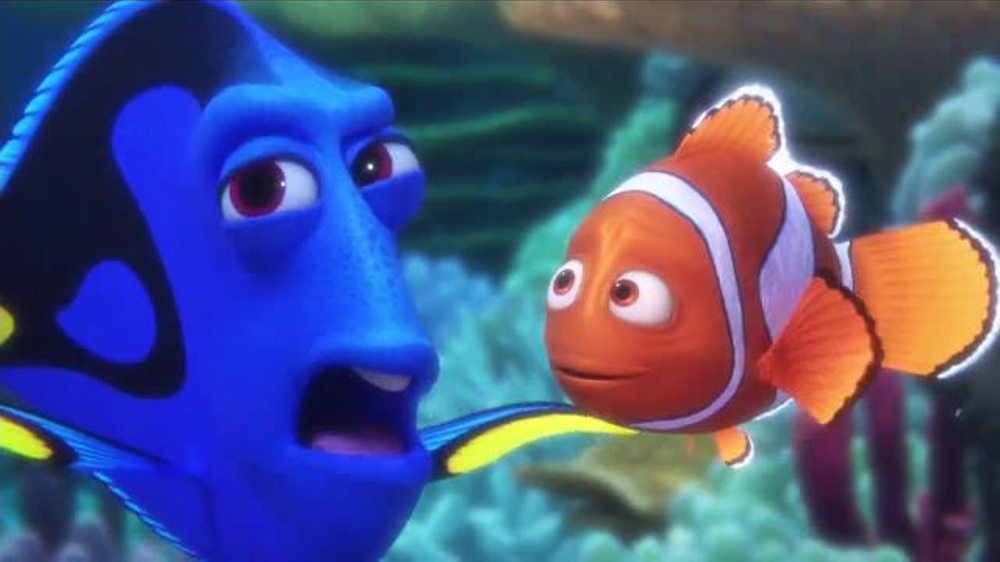 Band-Aid TV Commercial, 'Finding Dory: Hide and Seek'