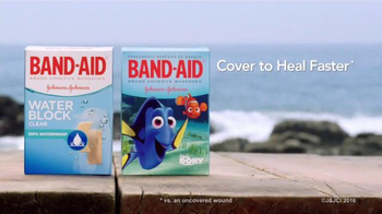 Band-Aid TV Spot, 'Finding Dory: Hide and Seek' - Thumbnail 7
