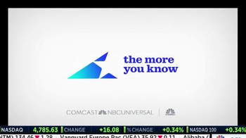 The More You Know TV Spot, 'Community' Featuring Carl Quintanilla - Thumbnail 4