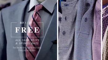 JoS. A. Bank Memorial Day Sale TV Spot, 'Suit Specials' - Thumbnail 4