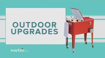 Wayfair Memorial Day Super Sale TV Spot, 'Outdoor, Living & Bedroom' - Thumbnail 3
