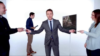 XFINITY X1 TV Spot, 'Take the X1 Challenge on the Road' Ft. Chris Hardwick - Thumbnail 3