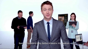 XFINITY X1 TV Spot, 'Take the X1 Challenge on the Road' Ft. Chris Hardwick - Thumbnail 5