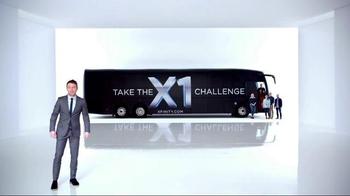 XFINITY X1 TV Spot, 'Take the X1 Challenge on the Road' Ft. Chris Hardwick - Thumbnail 6