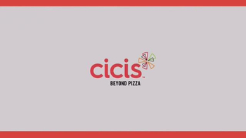 CiCi's Pizza TV Spot, 'WE TV: Family Night Out' - Thumbnail 4