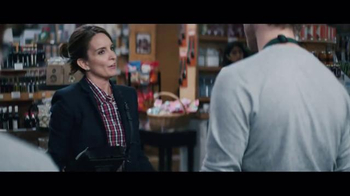 American Express TV Spot, 'Random Supermarket Purchases' Featuring Tina Fey - Thumbnail 1