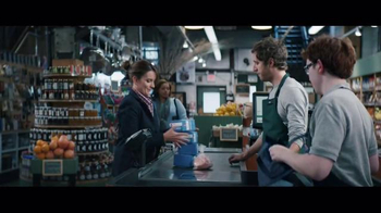 American Express TV Spot, 'Random Supermarket Purchases' Featuring Tina Fey - Thumbnail 4