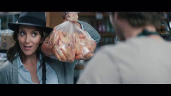 American Express TV Spot, 'Random Supermarket Purchases' Featuring Tina Fey - Thumbnail 5