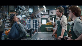 American Express TV Spot, 'Random Supermarket Purchases' Featuring Tina Fey - Thumbnail 7