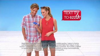 Macy's Memorial Day Sale TV Spot, 'TV Savings Pass' Song by Mungo Jerry - Thumbnail 7