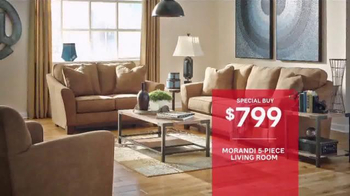 Ashley Furniture Homestore Memorial Day Sale TV Spot, 'Sets' - Thumbnail 5