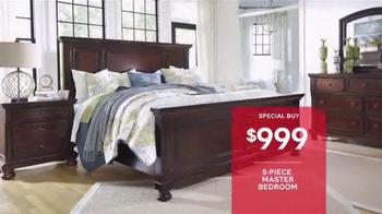 Ashley Furniture Homestore Memorial Day Sale TV Spot, 'Sets' - Thumbnail 7