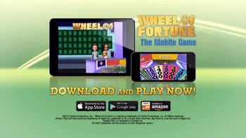 Wheel of Fortune: The Mobile Game TV Spot, 'How Sweet It Is' - Thumbnail 9