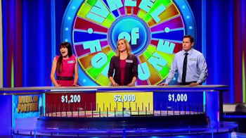 Wheel of Fortune: The Mobile Game TV Spot, 'How Sweet It Is' - Thumbnail 5