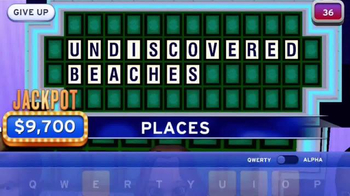 Wheel of Fortune: The Mobile Game TV Spot, 'How Sweet It Is' - Thumbnail 8