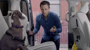 2017 Chrysler Pacifica TV Spot, 'Dog Treat' Featuring Seth Meyers - 8 commercial airings