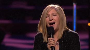 Barbra Streisand Live TV Spot, 'Music, Memories and Magic' - Thumbnail 2