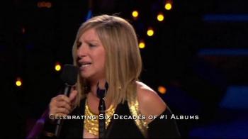 Barbra Streisand Live TV Spot, 'Music, Memories and Magic' - Thumbnail 3