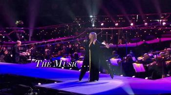 Barbra Streisand Live TV Spot, 'Music, Memories and Magic' - Thumbnail 4