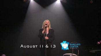 Barbra Streisand Live TV Spot, 'Music, Memories and Magic' - Thumbnail 6