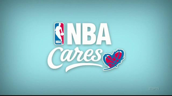 NBA Cares TV Spot, 'One Big Family' - Thumbnail 1