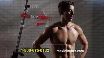 MaxiClimber TV Spot, 'Max Out Your Health'