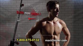 MaxiClimber TV Spot, 'Max Out Your Health' - Thumbnail 4