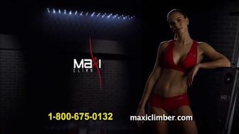 MaxiClimber TV Spot, 'Max Out Your Health' - Thumbnail 5