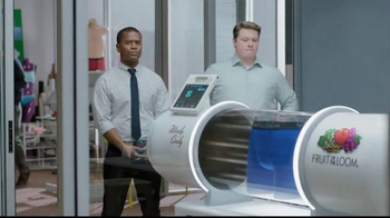 Fruit of the Loom Breathable Underwear TV Spot, 'Wind Tunnel' - 6460 commercial airings