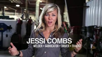 WyoTech TV Spot, 'WyoTech for You' Featuring Jessi Combs