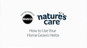 Miracle-Gro Nature's Care TV Spot, 'Crispy Herb Shrimp' Feat. Bobby Parrish - Thumbnail 1
