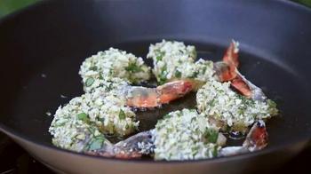 Miracle-Gro Nature's Care TV Spot, 'Crispy Herb Shrimp' Feat. Bobby Parrish - Thumbnail 8