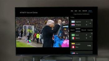 XFINITY Verano Futbolero TV Spot, 'Copa América' con Julián Gil [Spanish] - Thumbnail 10
