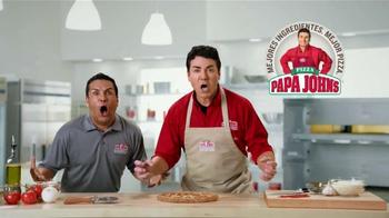 Papa John's Burger Pizzas Grandes TV Spot, 'Fútbol con amigos' [Spanish] - Thumbnail 8