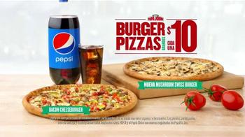 Papa John's Burger Pizzas Grandes TV Spot, 'Fútbol con amigos' [Spanish] - Thumbnail 6