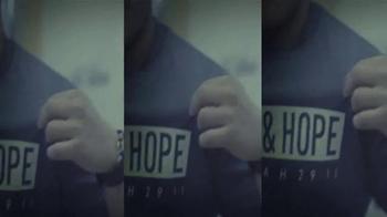 John Hagee Ministries Future & Hope Jeremiah 29:11 Shirt TV Spot, 'Plans' - Thumbnail 3