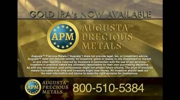 Augusta Precious Metals TV Spot, 'Golden Secret' - Thumbnail 9