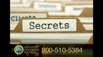 Augusta Precious Metals TV Spot, 'Golden Secret' - Thumbnail 3