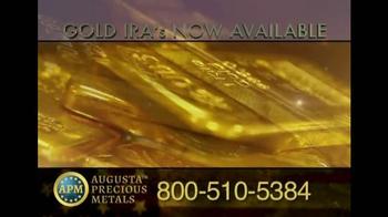Augusta Precious Metals TV Spot, 'Golden Secret' - Thumbnail 5
