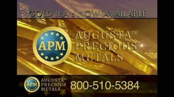 Augusta Precious Metals TV Spot, 'Golden Secret' - Thumbnail 6