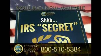 Augusta Precious Metals TV Spot, 'Golden Secret' - Thumbnail 8