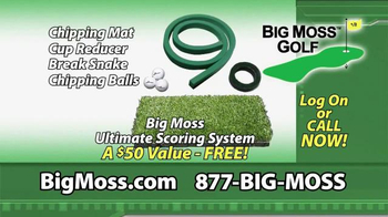 Big Moss Golf Birdie Path MB and Focus Point TV Spot, 'Improve Your Putts' - Thumbnail 5