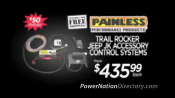 PowerNation Directory TV Spot, 'Control System, Fluid Cooler, Gas Tuner' - Thumbnail 3