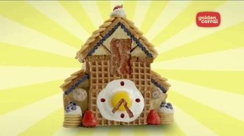 Golden Corral Weekend Breakfast TV Spot, 'Cuckoo Clock' Ft. Jeff Foxworthy - Thumbnail 1